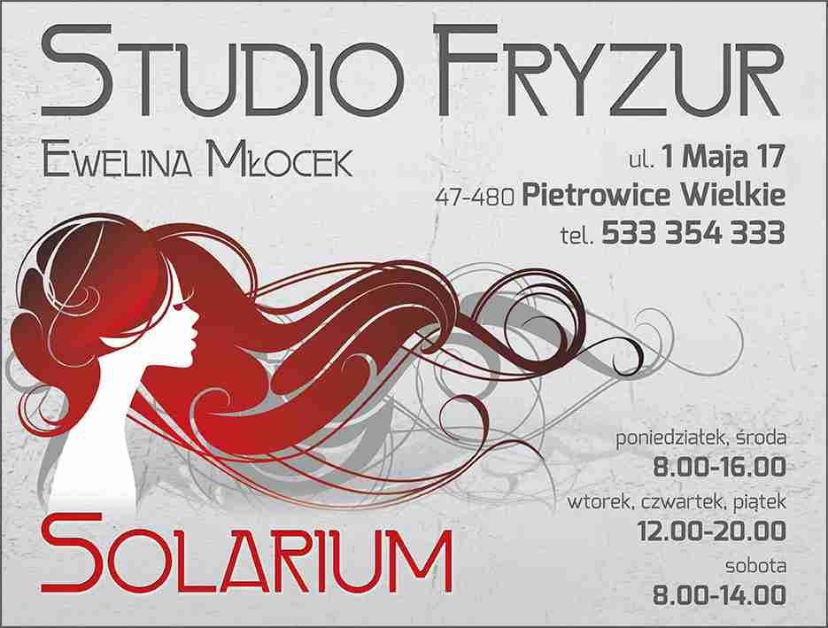19922ae4c7 STUDIO FRYZUR Ewelina Młocek PIETROWICE WIELKIE studio fryzur ...
