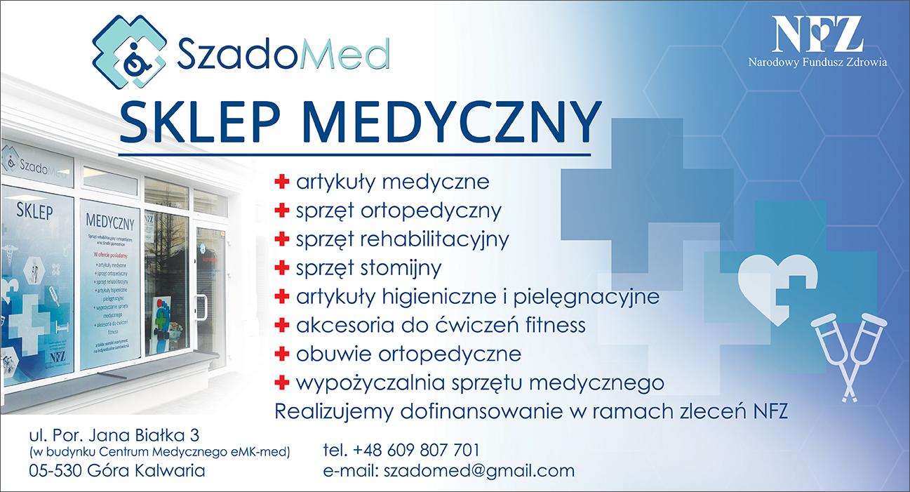c29410ed80ca95 SzadoMed Sklep medyczny GÓRA KALWARIA sklep medyczny sprzęt ...